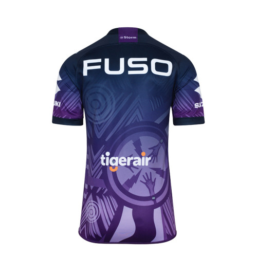 Melbourne Storm 2019 ISC Mens Indigenous Jersey
