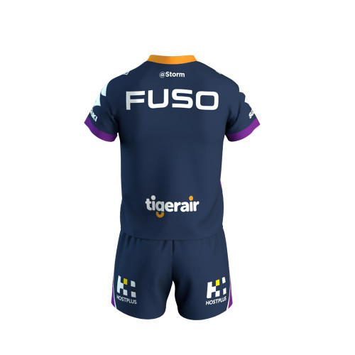 Melbourne Storm 2019 ISC Toddlers Jersey Set