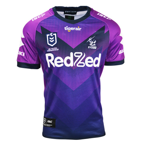 Melbourne Storm 2020 ISC Kids Home Jersey