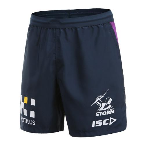 Melbourne Storm 2020 ISC Kids Training Shorts