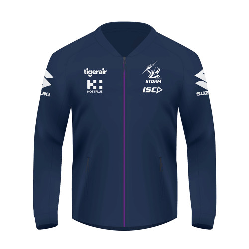 Melbourne Storm 2020 ISC Womens TP Match Jacket