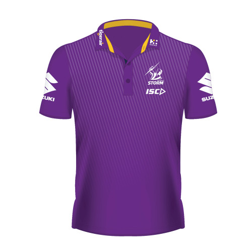 Melbourne Storm 2020 ISC Womens Media Polo