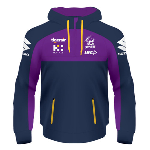 Melbourne Storm 2020 ISC Mens Squad Hoody