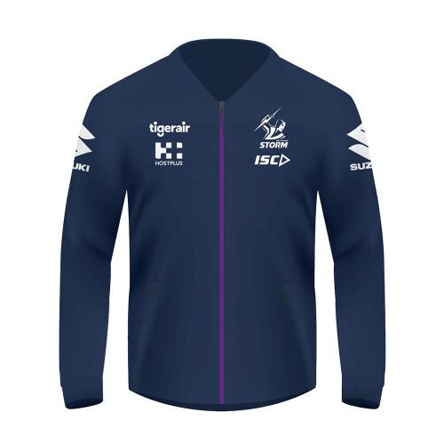 Melbourne Storm 2020 ISC Mens TP Match Jacket