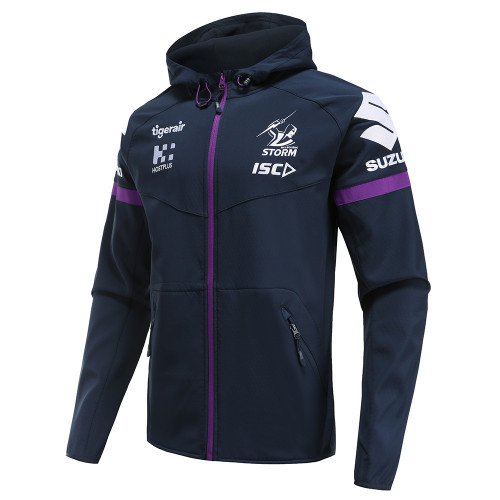 Melbourne Storm 2020 ISC Mens Tech Pro Hoody