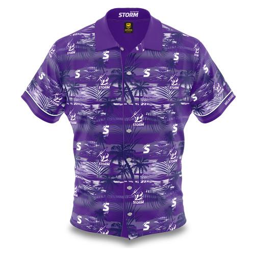 Melbourne Storm 2020 Mens Hawaiian Shirt
