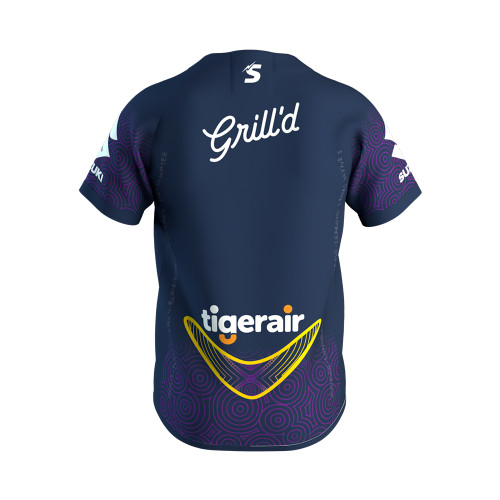 Melbourne Storm 2020 ISC Kids Indigenous Jersey