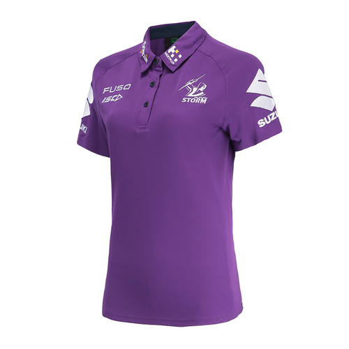 Melbourne Storm 2019 ISC Womens Performance Polo