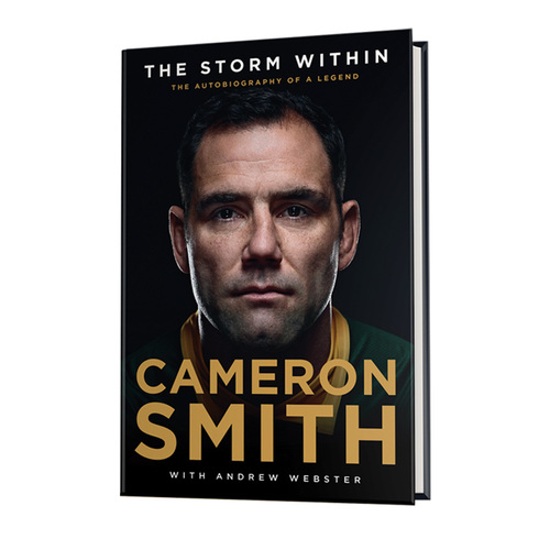 Storm Within: Cameron Smith Autobiography