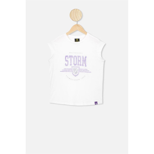 Melbourne Storm 2020 CottonOn Kids Graphic Tank Top