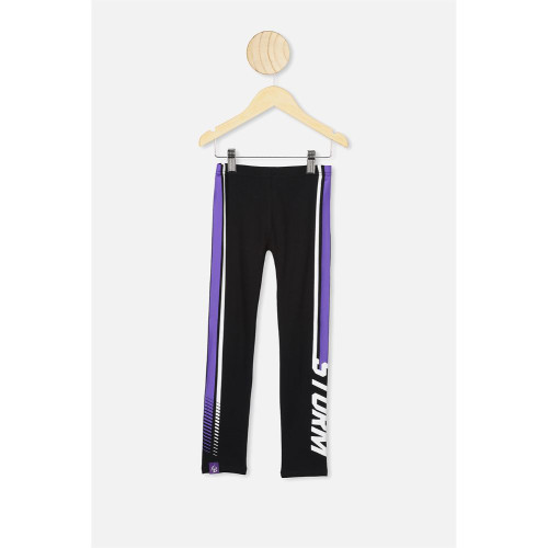 Melbourne Storm 2020 CottonOn Kids Team Leggings