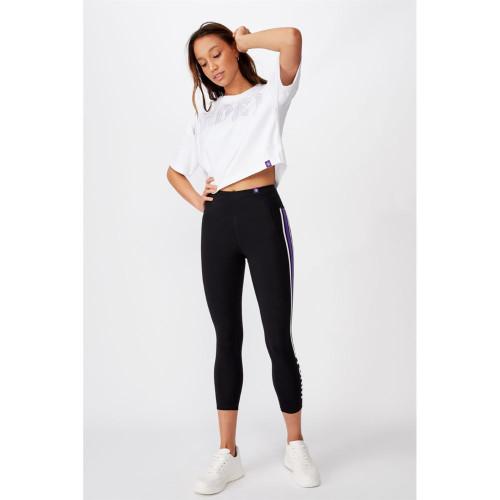 Melbourne Storm 2020 CottonOn Womens Stripe Tight