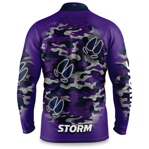 Melbourne Storm 2021 Mens Outback Shirt