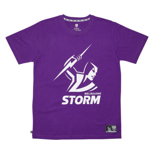 Melbourne Storm 2021 Outerstuff Mens Logo Tee