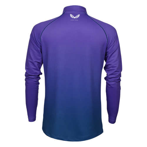 Melbourne Storm 2021 Castore Mens 1/4 Zip Training Top