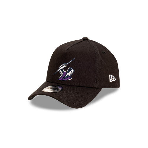 Melbourne Storm New Era 940 A-Frame Black OTC Cap