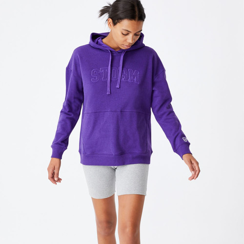 Melbourne Storm 2021 CottonOn Womens Embroidered Pocket Hoody