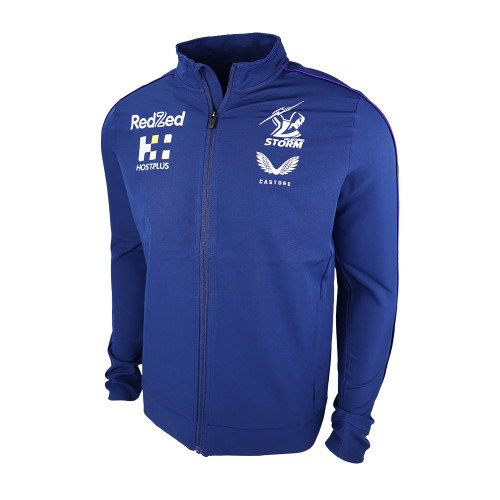 Melbourne Storm 2021 Castore Mens Anthem Jacket