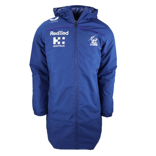Melbourne Storm 2021 Castore Mens Sideline Jacket