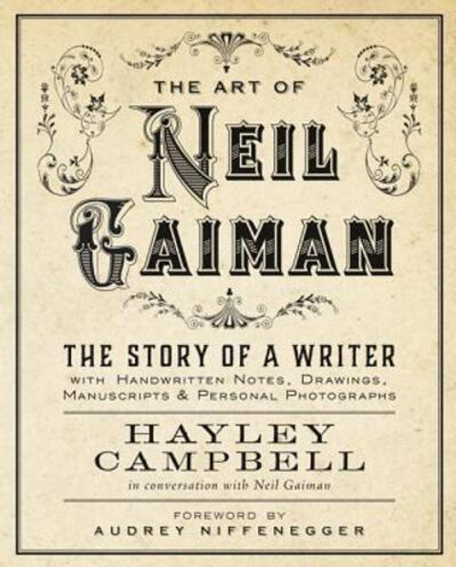 ART OF NEIL GAIMAN SC