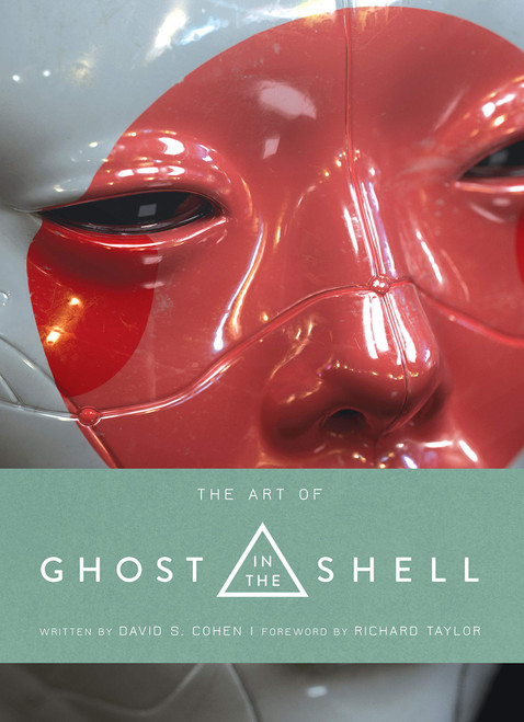 ART OF GHOST IN THE SHELL HC