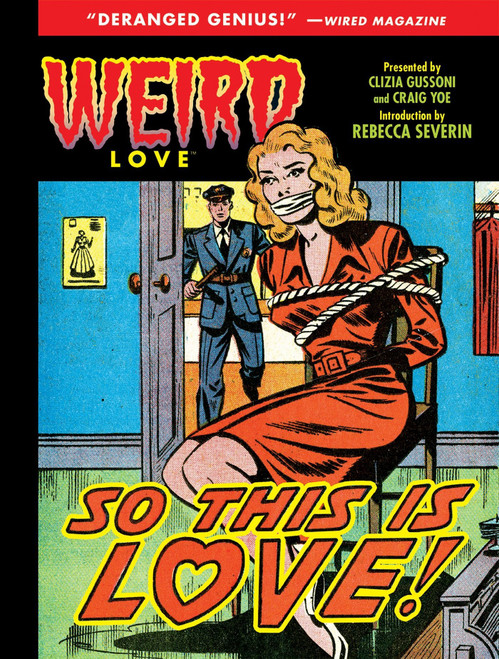 WEIRD LOVE HC SO THIS IS LOVE