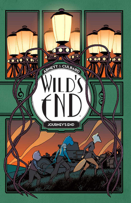 WILDS END TP VOL 03
