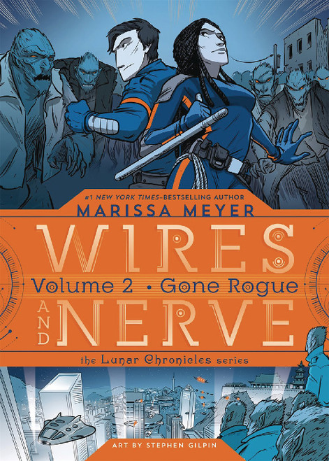WIRES AND NERVE SC VOL 2