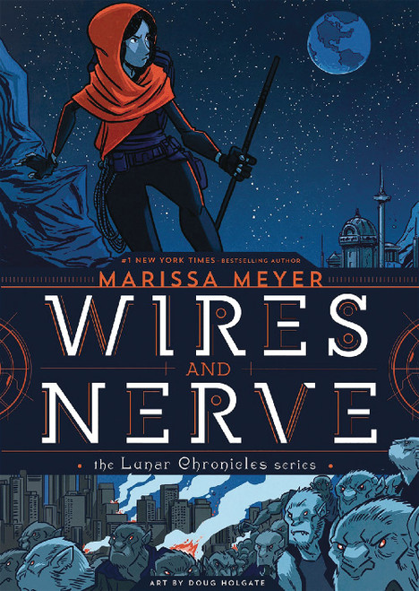 WIRES AND NERVE SC VOL 1