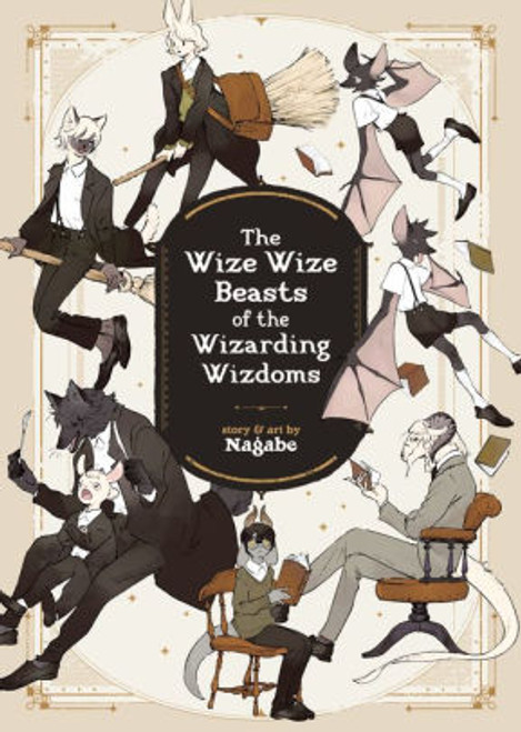WIZE WIZE BEASTS OF THE WIZARDING WIZDOMS GN
