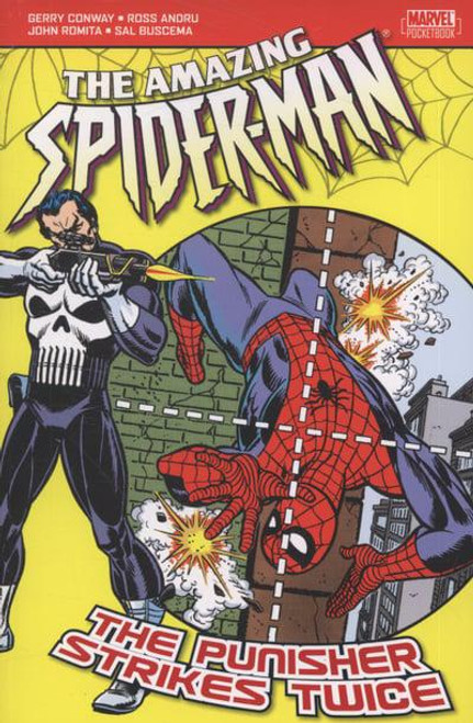 AMAZING SPIDER-MAN PUNISHER STRIKES TWICE PKB