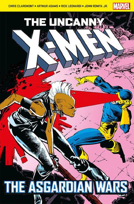 UNCANNY X-MEN ASGARDIAN WARS POCKETBOOK
