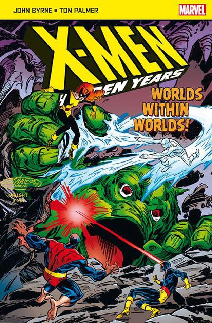 UNCANNY X-MEN HIDDEN YEARS WORLDS WITHIN WORLDS POCKETBOOK