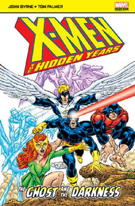 UNCANNY X-MEN HIDDEN YEARS GHOST AND THE DARKNESS POCKETBOOK