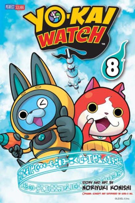 YO-KAI WATCH VOL 08