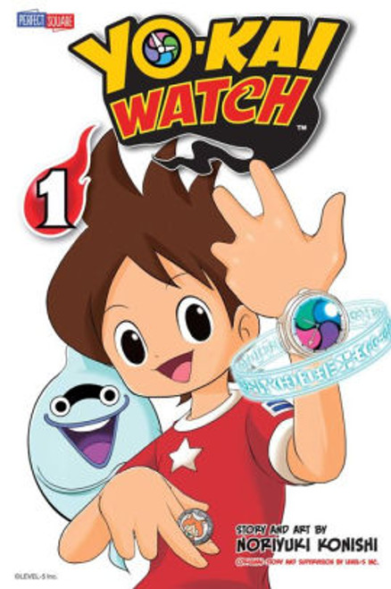 YO-KAI WATCH VOL 01