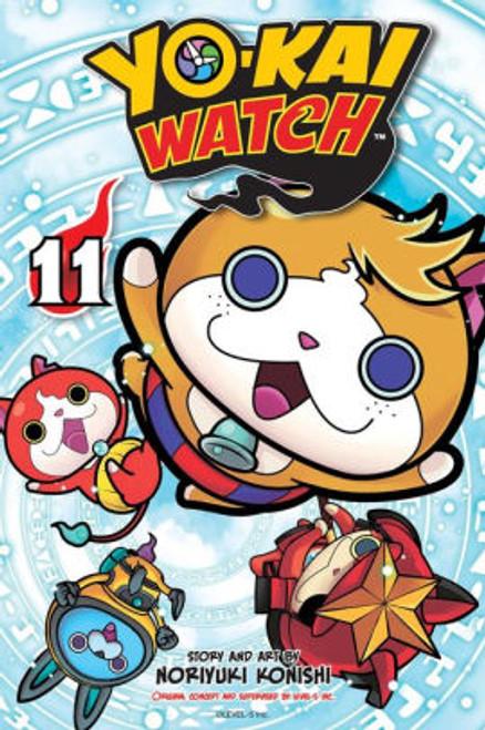 YO-KAI WATCH VOL 11