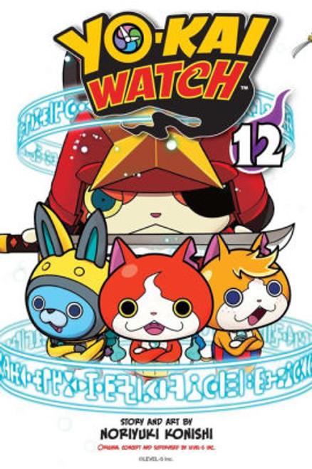 YO-KAI WATCH VOL 12