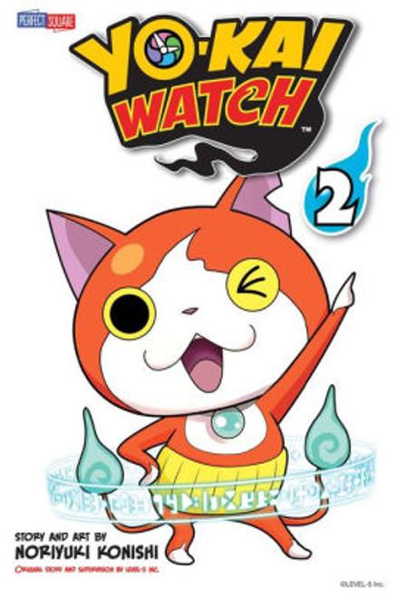 YO-KAI WATCH VOL 02