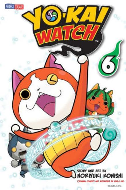 YO-KAI WATCH VOL 06
