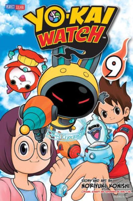 YO-KAI WATCH VOL 09