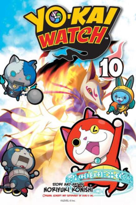 YO-KAI WATCH VOL 10