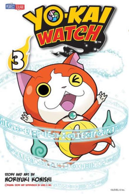 YO-KAI WATCH VOL 03