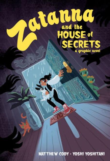 ZATANNA HOUSE OF SECRETS TP