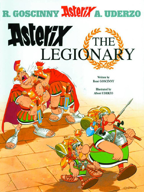 ASTERIX VOL 04 GLADIATOR SC
