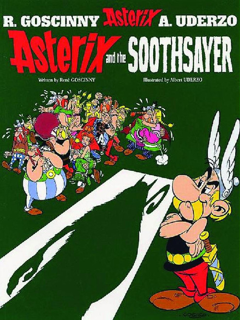 ASTERIX VOL 19 SOOTHSAYER SC