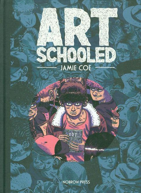 ART SCHOOLED HC