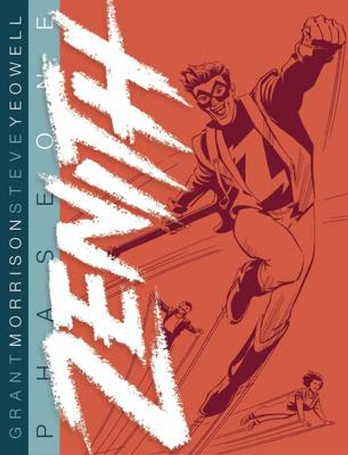 ZENITH PHASE ONE HC BOOKPLATE EDITION