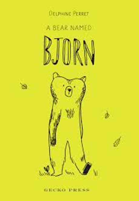 A BEAR NAMED BJORN HC