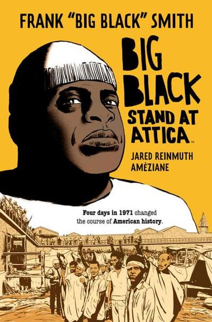 BIG BLACK STAND AT ATTICA GN